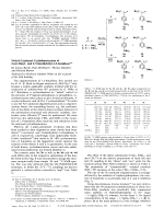Nickel-Catalyzed Cyclodimerization of 2-tert-Butyl- and 2-Trimethylsilyl-1 3-butadiene.
