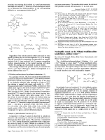 Nucleophilic Attack on the 3-Phenyl-4-sulfidocyclobutenediylium-1 2-diolate Anion.
