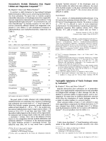 Nucleophilic Substitution of Vinylic Hydrogen Atoms by Carbanions.