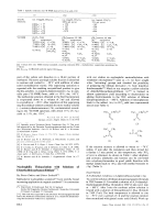 Nucleophilic Thioacylation with Solutions of Dimethylthiocarbamoyllithium.