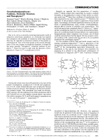 Octaethylhemiporphycene  Synthesis  Molecular Structure and Photophysics.