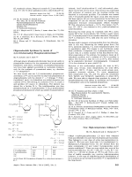 Oligonucleotide Syntheses by means of 2 2 2-Trichloroethyl Phosphorodichoridate.