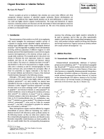 Organic Reactions at Alumina Surfaces.