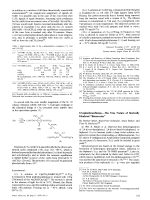 OxepinobenzofuransЧThe True Nature of Sterically Hindered УBenzoxetesФ.