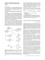 Oxidation and Elimination Reactions of the DiazomethaneЦ2 2-Bi-(1 4-naphthoquinone) Adduct.