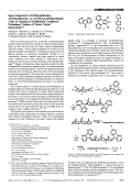 Space-Separated 1 10-Phenanthroline  4 5-Diazafluorene  or 3 6-Di(2-pyridyl)pyridazine Units as Ligands in Diruthenium Complexes  Preliminary Studies of MetalЦMetal Interactions.