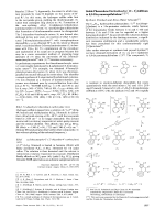 Stable Phenazulene Derivatives by [12 + 2]Additions to 8 9-Dicyanosesquifulvalene.