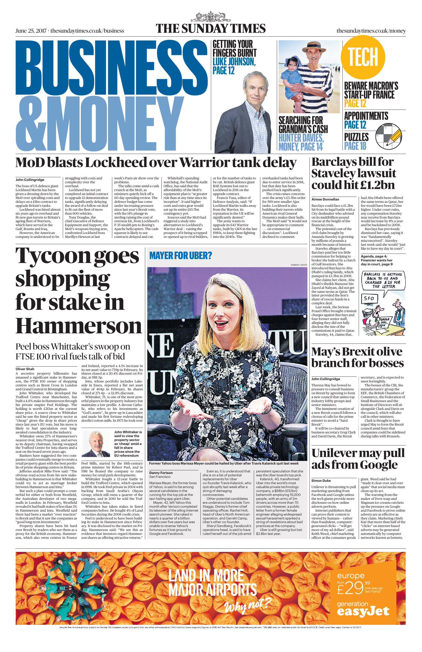 2838df3f6856d The Sunday Times Business 25 June 2017