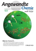 Innentitelbild  Ribosomal Synthesis of Tricyclic Depsipeptides in Bloom-Forming Cyanobacteria (Angew. Chem. 402008)