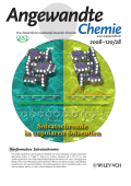 Innentitelbild  УConformationalФ Solvatochromism  Spatial Discrimination of Nonpolar Solvents by Using a Supramolecular Box of a -Conjugated Zinc Bisporphyrin Rotamer (Angew. Chem. 282008)