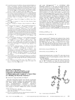 Structure of Diamagnetic [W(O-4-Me-C6H4)2Cl2(PMePh2)2] and Comparison with Related Paramagnetic 2 6-Diphenylphenoxido Complexes  A Steric Effect on -Bonding and Electronic Structure.