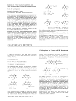 Synthesis of 5-Oxo-octahydroquinolines and Their Reduction with Lithium Aluminum Hydride.