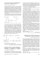 The Bond Character in Aromatic Phosphorus Compounds Ц a Contribution to the Problem of the Existence and Properties of pЦd Bonds.