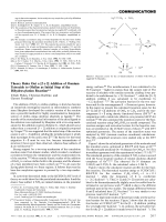 Theory Rules Out a [2 + 2] Addition of Osmium Tetroxide to Olefins as Initial Step of the Dihydroxylation Reaction.