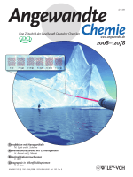 Titelbild  Picosecond Melting of Ice by an Infrared Laser Pulse  A Simulation Study (Angew. Chem. 82008)
