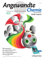 Titelbild  Polymer Vesicles Containing Small Vesicles within Interior Aqueous Compartments and pH-Responsive Transmembrane Channels (Angew. Chem. 102008)