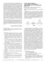 Towards Tribenzoacepentalene  Tribenzotriquinacene  Dihydrotribenzo-acepentalenediide  and the Tribenzoacepentalene Radical Anion.