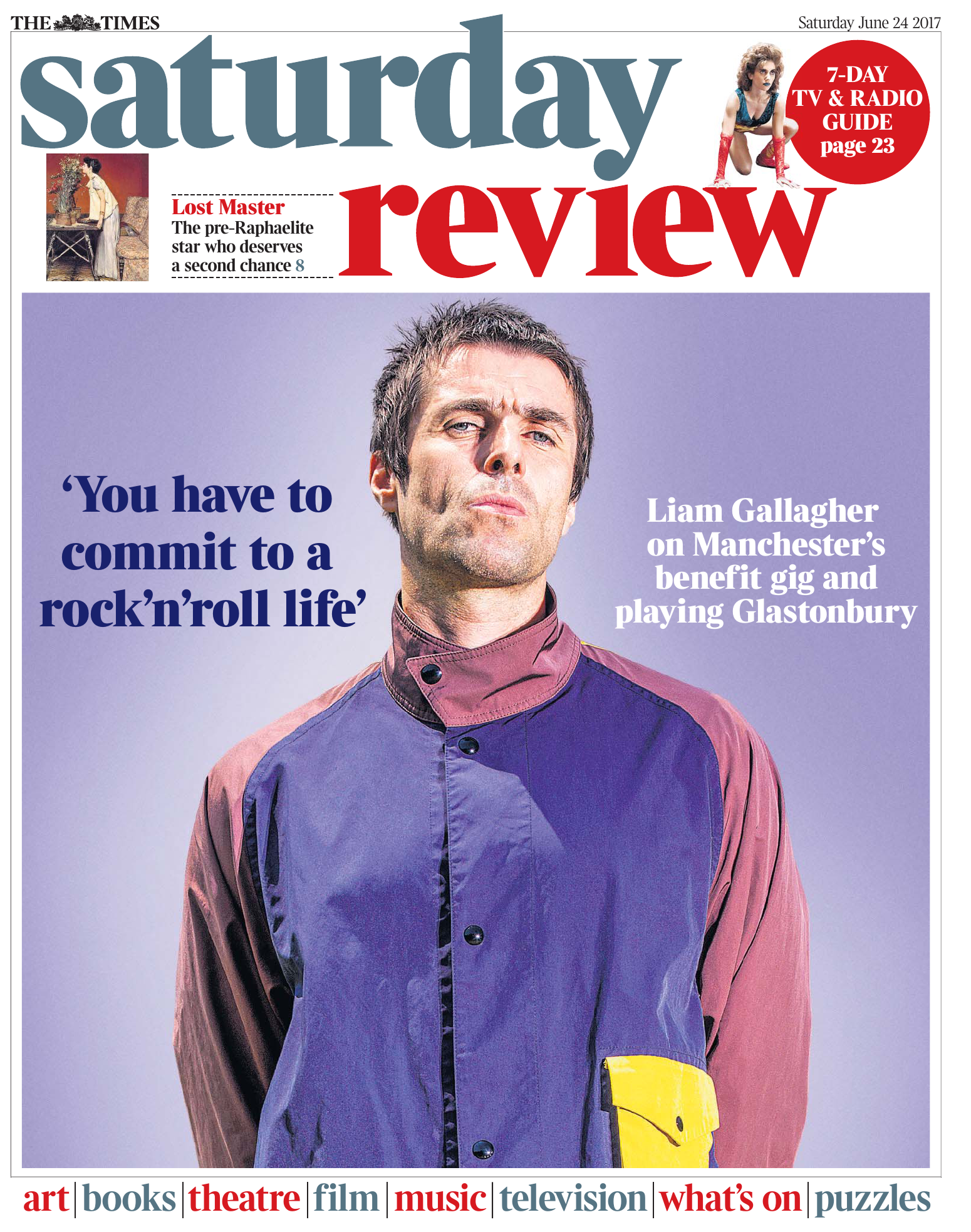 f97775fbec The Times Saturday Review 24 June 2017