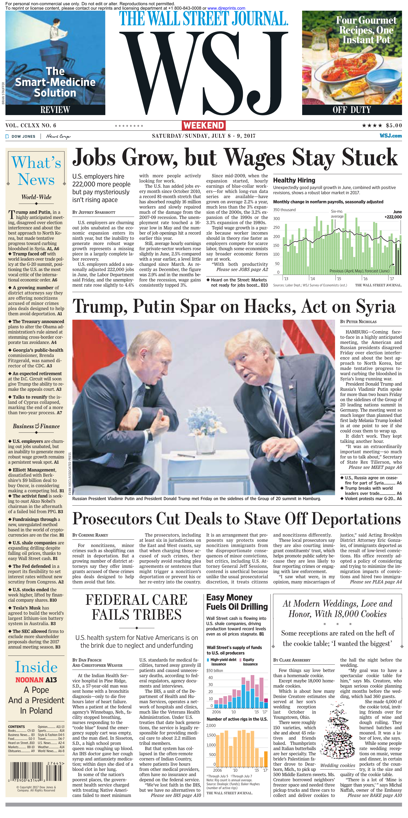 The Wall Street Journal July 8 2017 4ba50cae1
