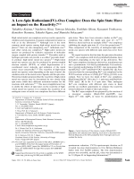 A Low-Spin Ruthenium(IV)ЦOxo Complex  Does the Spin State Have an Impact on the Reactivity.