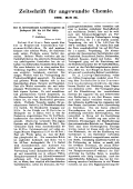 Der II. internationale Acetylencongress zu Budapest (20. bis 24. Mai 1899)