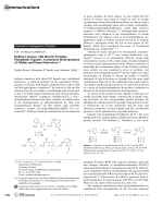 Iridium Catalysts with Bicyclic PyridineЦPhosphinite Ligands  Asymmetric Hydrogenation of Olefins and Furan Derivatives.