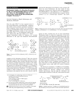 Mechanistic Studies of a Reaction Promoted by the [YLi3{tris(binaphthoxide)}] Complex  Are Three 1 1-Bi-2-naphthol Units in a Rare-EarthЦAlkali-Metal Heterobimetallic Complex Necessary.