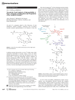 Toward the Total Synthesis of Spirastrellolide A. Part 1  Strategic Considerations and Preparation of the Southern Domain