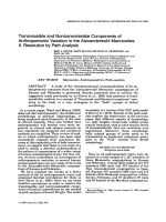 Transmissible and nontransmissible components of anthropometric variation in the Alexanderwohl Mennonites  II. Resolution by path analysis