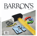 Barron's Magazine - 23 October 2017