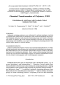Chemical transformation of polymers  XXII. Poly(methacrylic acid esters) with covalently linked imidazole side chains