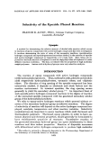Selectivity of the epoxide phenol reaction.