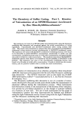 The chemistry of sulfur curing. Part I. Kinetics of vulcanization of an EPDM elastomer accelerated by zinc dimethyldithiocarbamate