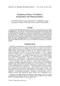 Vinylbenzyl ethers of cellulose. Preparation and polymerization