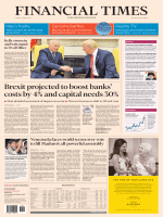 Financial Times USA 1 August 2017
