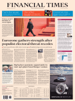 Financial Times USA 2 August 2017
