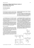 Acid catalyzed aldehyde-indole reaction synthesis of diindolylantipyrylmethane dyes.