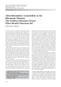 Atherothrombotic comorbidity in the rheumatic diseases. The evidence becomes clearer. What should clinicians do