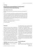 Benzothiazole Incorporated Barbituric Acid DerivativesSynthesis and Anticonvulsant Screening.