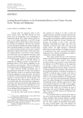 Looking beyond incidence in the relationship between antitumor necrosis factor therapy and malignancy.