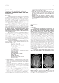 Posterior reversible encephalopathy syndrome in systemic lupus erythematosusComment on the article by Efthimiou et al.