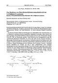 Zur Reaktion von Benzyltrimethylammoniumhydroxid mit 14-Diphenyl-2-azetanon Reaction of Benzyltrimethylammonium Hydroxide with 14-Diphenyl-2-azetanone.