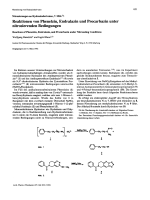 Nitrosierungen an Hydrazinderivaten 7. Mitt. Reaktionen von Phenelzin Endralazin und Procarbazin unter nitrosierenden Bedingungen. Reactions of Phenelzin Endralazin and Procarbazin under Nitrosating Conditions