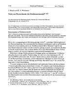 Notiz zur Photochemie des Dichloracetamids.