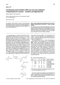 Indoles VII 49-Dihydropyrano[34-b]indol-13H-ones from meta-substituted ╨Ю┬▒-Phenylhydrazono-╨Ю╥С-lactones - Synthesis and Regioselectivity.