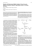 Reactions with hydroxamoyl halidesSynthesis of several isoxazole imidazo[12-a]pyridine imidazo[12-a]pyrimidine and benz-124-triazine derivatives.