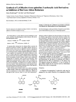 Synthesis of 14-Dihydro-4-oxo-quinoline-3-carboxylic Acid Derivatives as Inhibitors of Rat Lens Aldose Reductase.