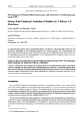 The Reactions of Electron-Rich Heterocycles with Derivatives of Orthocarboxylic Acids VIII. Proton Acid-Catalyzed Acylation of Indoles by 2-Alkoxy-13-dioxolanes