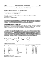 Hydroxylamin-Derivate der Quadratsure.
