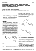 Resolution EPC-Syntheses Absolute Stereochemistry and Pharmacology of the S-+- and R- В Э-Isomers of the MAO-A Inhibitor Tetrindole Hydrochloride.